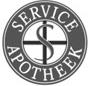 Zwart Wit Logo-Allegra-Service-apotheekjpg-1